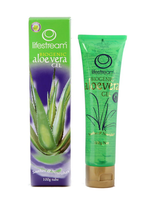 LifeStream Biogenic Aloe Vera Gel 100 g