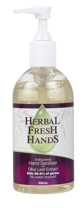 The Herbal Extract Co. Hand Sanitiser Herbal Fresh Hands 300 ml