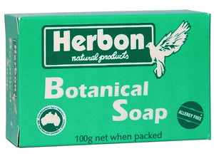 Herbon Natural Products, Botanical Soap, Allergy Free, 100 g