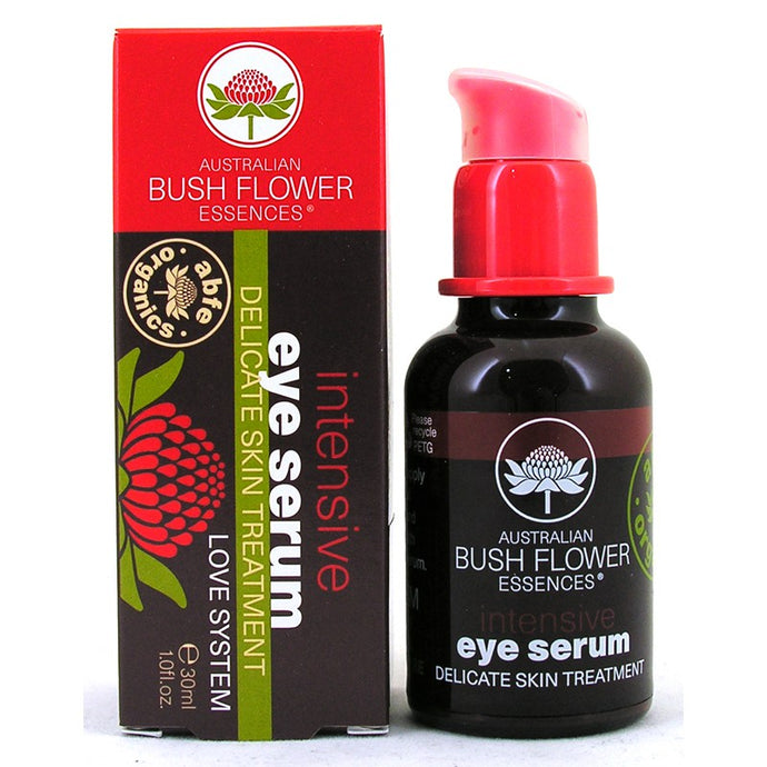 Australian Bush Flowers, Intensive Eye Serum, 30 ml
