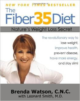 The Fiber 35 Diet, Nature's Weight Loss Secret, Book