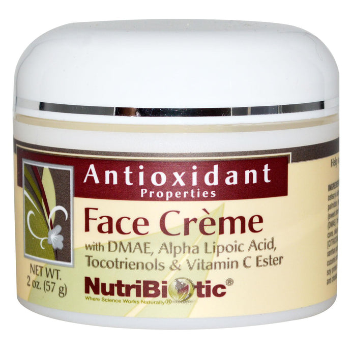 Nutribiotic, Face Creme, 57 g, 2 oz