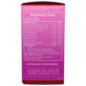 Daily Wellness Fertlity Blend for Women 90 Capules