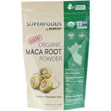 Load image into Gallery viewer, MRM, RAW Organic Maca Root Powder, 8.5 oz (240 g)