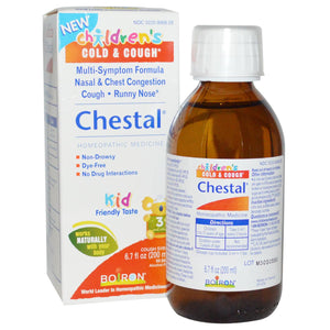 Boiron, Chestal, Children's Cold & Cough, 200 ml