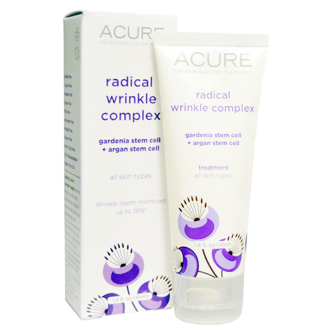 Acure Organics, Radical Wrinkle Complex, ALL Skin Types, 41 ml