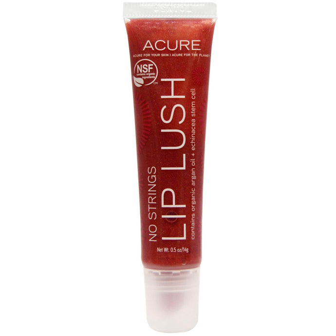 Acure Organics, Lip Lush, No Strings, 14 g