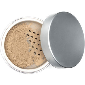 Aubrey Organics, Silken Earth, Translucent Base, Tan, 21 g