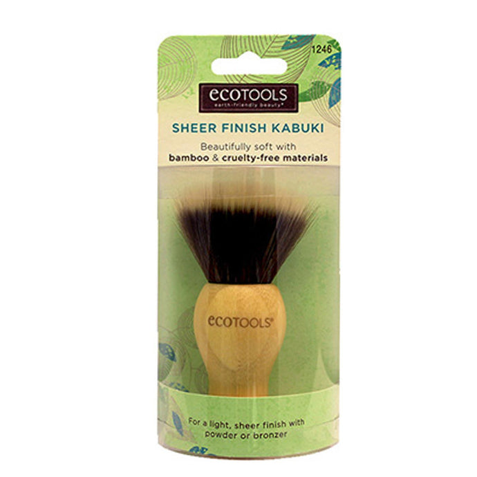 EcoTools, Bamboo Sheer Finishing Kabuki Brush