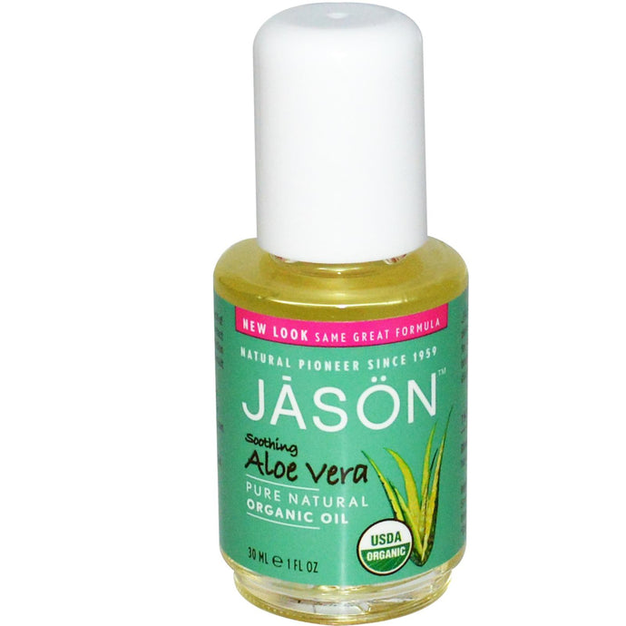 Jason Natural Aloe Vera Organic 30 ml