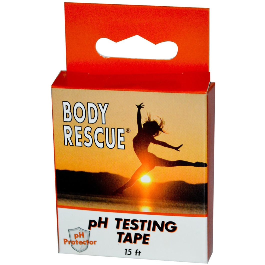Peelu, Body Rescue, PH Testing Tape, 15 Feet