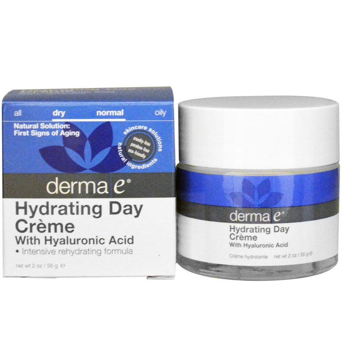 Derma E Hydrating Day Cream with Hyaluronic Acid 56 g 2 oz