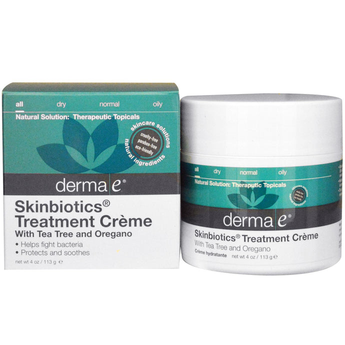 Derma E, Skinbiotics, Treatment Cream, 113 g