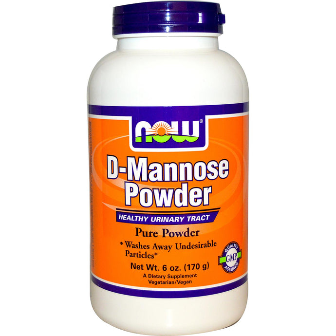 Now Foods D-Mannose Powder 170 grams