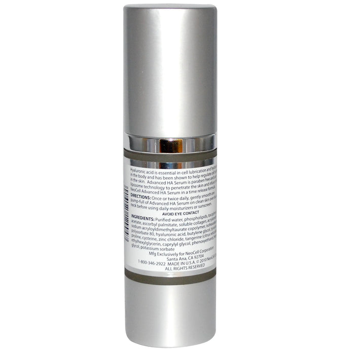 Neocell, Advanced H.A Serum, 30 ml