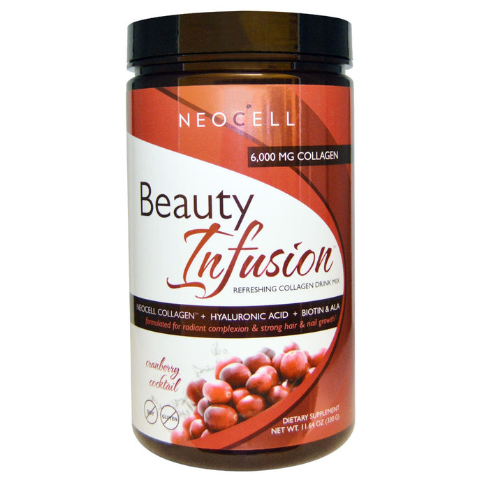 Neocell, Beauty Infusion, Cranberry Cocktail, 330 g