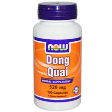Load image into Gallery viewer, Now Foods, Dong Quai, 100 Capsules
