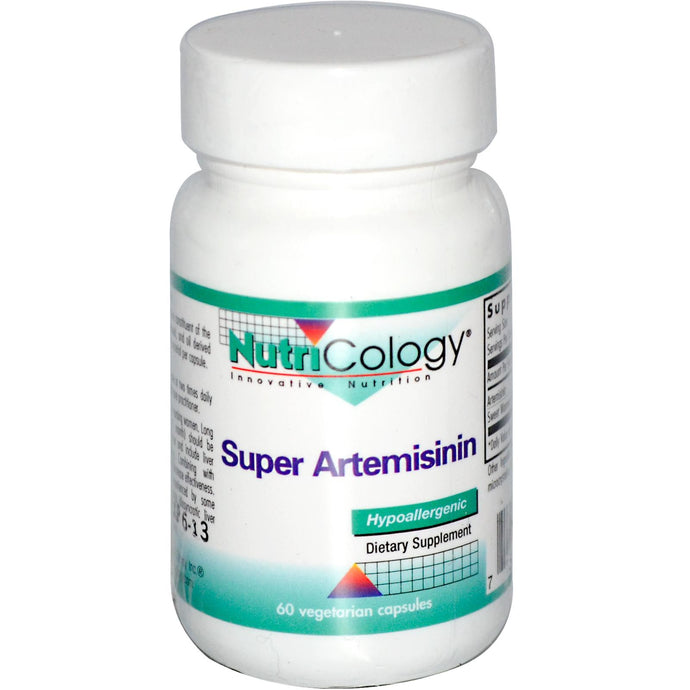 Nutricology Super Artemisinin  60 Veggie Caps  - Dietary Supplement