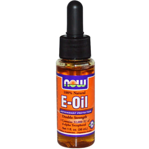 Now Foods, E- Oil, Double Strength, 30 ml, 1 fl oz