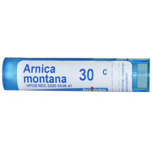 Boiron, Single Remedies, Arnica Montana 30 C, Approx 80 Pellets