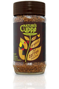 Nature's Cuppa, Coffee, Freeze-Dried, Certified Organic, 100 g