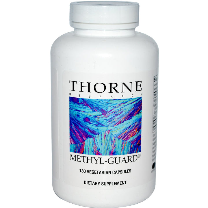 Thorne Research Methyl-Guard 180 Veggie Capsules  - Dietary Supplement