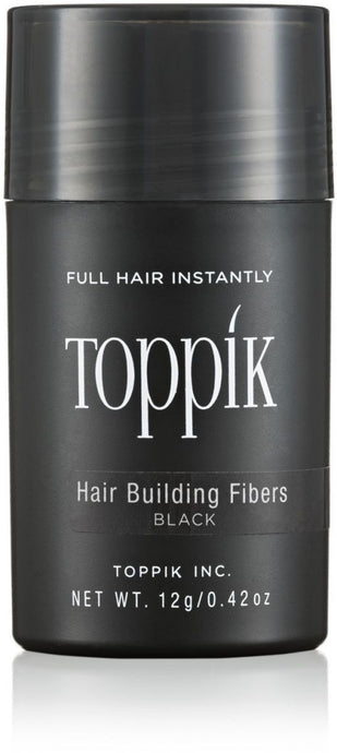 Toppick, Hair Fiber,27.5g,Black
