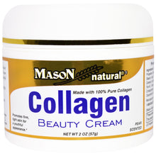 Load image into Gallery viewer, Mason Vitamins, Collagen Beauty Cream, Pear Scented, 2 oz (57 g)
