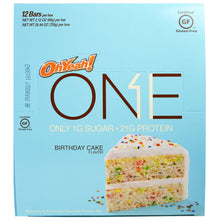 Load image into Gallery viewer, Oh Yeah!, One, Birthday Cake, 12 Bars, 2.12 oz (60 g) Each