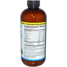 Load image into Gallery viewer, Twinlab, Emulsified Norwegian Cod Liver Oil, Mint, 12 fl oz (355 ml)