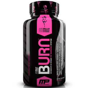FitMiss, Burn, Women's 6 Stage Fat Burning System, 90 Capsules