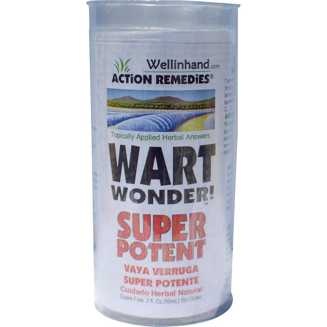 Well in Hand, Action Remedies, Wart Wonder, 60ml