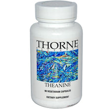 Load image into Gallery viewer, Thorne Research, Theanine, 90 Vegetarian Capsules