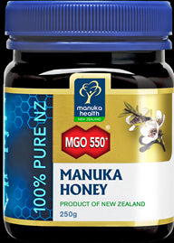 Manuka Health Manuka Honey MGO 550+ 250g