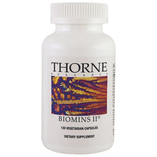 Load image into Gallery viewer, Thorne Research, Biomins II, 120 Vegetarian Capsules