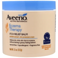 Load image into Gallery viewer, Aveeno Baby Eczema Therapy Moisturising Cream Fragrance Free 312g