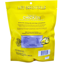 Load image into Gallery viewer, Cat-Man-Doo, Life Essentials, Freeze Dried Chicken, For Cats & Dogs, 5 oz (142 g)