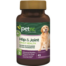 Load image into Gallery viewer, 21st Century, Pet Natural Care, Hip & Joint, Level 3, Liver Flavor, 45 Chewables