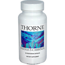 Load image into Gallery viewer, Thorne Research, Indole-3-Carbinol, 60 Vegetarian Capsules