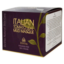 Load image into Gallery viewer, Devita Italian Tomato Leaf Mud Mask (240g)