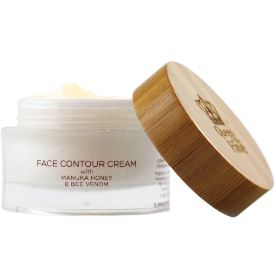 Wedderspoon Organic, Inc., Queen of the Hive, Face Contour Mask - Amazing!