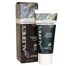 Load image into Gallery viewer, Aubrey Organics, Calming Skin Therapy, Hydrating Mask, Sensitive Skin (89ml)