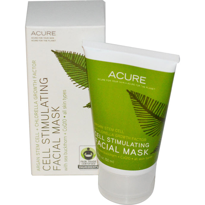 Acure Organics Cell Stimulating Facial Mask (50ml)
