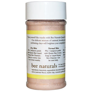 Bee Natural, Queen Bee Facial Polish 2oz