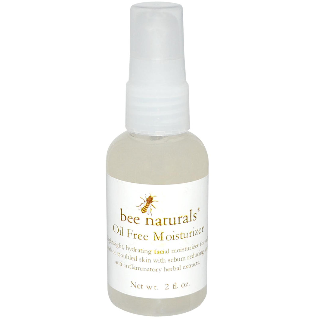 Bee Natural, Oil Free Moisturiser 2oz