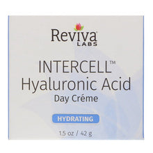 Load image into Gallery viewer, Reviva Labs, InterCell, Hyaluronic Acid Day Cream, 1.5 oz (42 g)