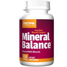 Load image into Gallery viewer, Jarrow Formulas, Mineral Balance, 120 Capsules