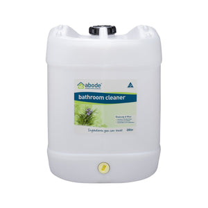 Abode, Bathroom Cleaner Rosemary & Mint, 20L Drum With Tap