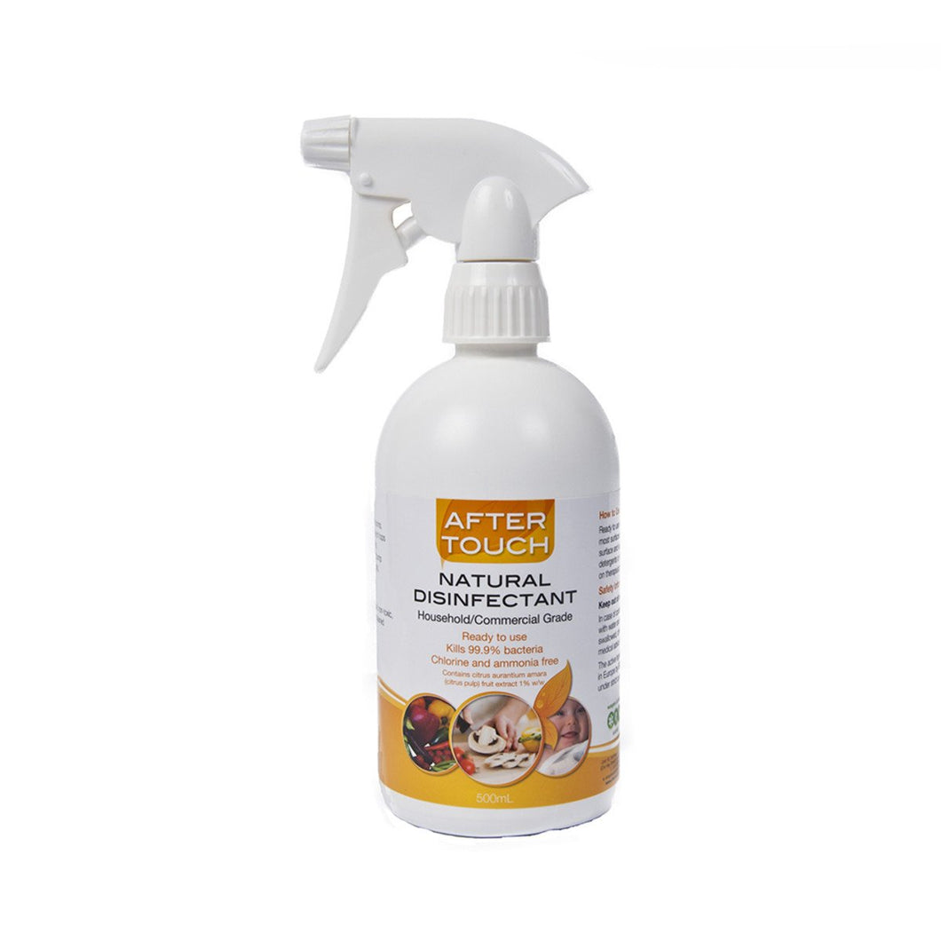 After Touch, Natural Disinfectant Spray, 500ml
