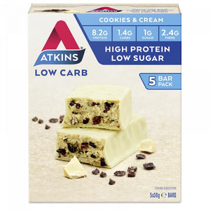 Atkins, Advantage Cookies and Cream, 150g